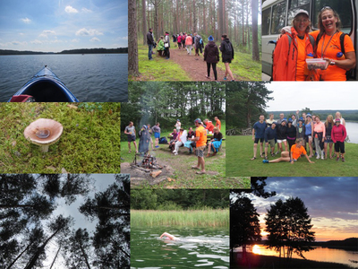 Swimming in lithuania blog by greg small