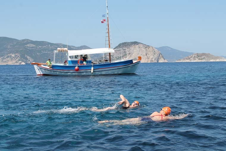 SwimTrek Greece - Sporades 4